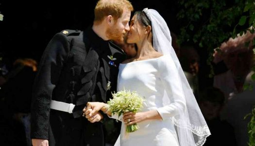 Record 29m watched Harry and Meghan's wedding show in the US