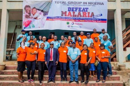 Total Group marks 2018 world malaria day in Ibadan, Oyo State