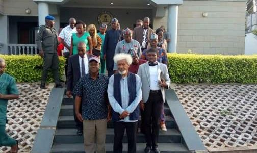 Killings in Benue and other states are targeted at ethnic cleansing, Soyinka alleges