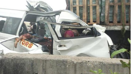 FRSC returns 65,000 Euros recovered from dead victim of Iyare Motors crash