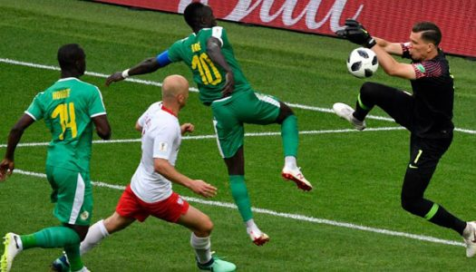 Russia 2018: Senegal defeat Poland for first African win at 2018 World Cup