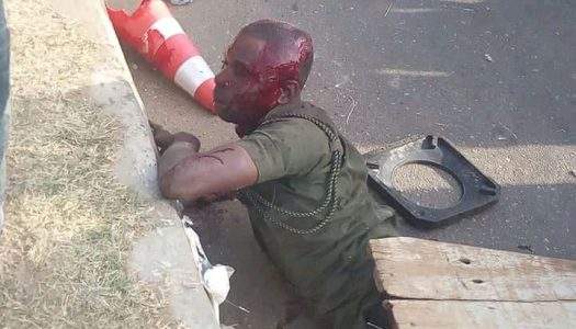 MAYHEM in Ekiti as Fayemi escapes death, former lawmaker shot, one killed, others injured