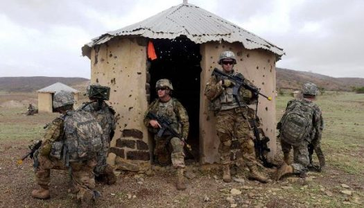 US Commando killed, five others injured in Somalia attack