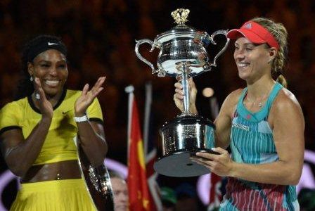 SHOCKER! Kerber beats Serena to win Wimbledon title