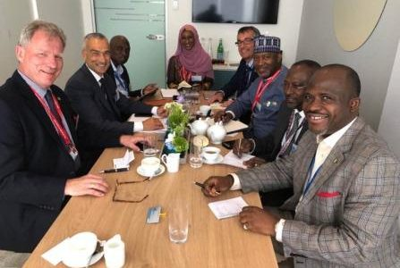 Hadi Sirika holds meeting with aircraft manufacturers, investors in UK over national carrier
