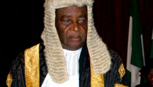 Former CJN Katsina-Alu is dies at 76