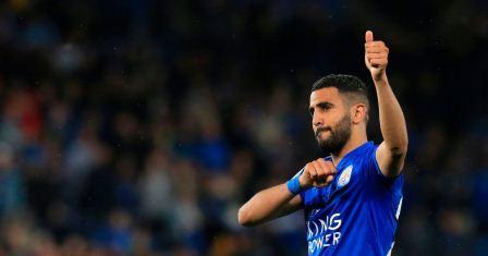 Riyad Mahrez completes move to Manchester City