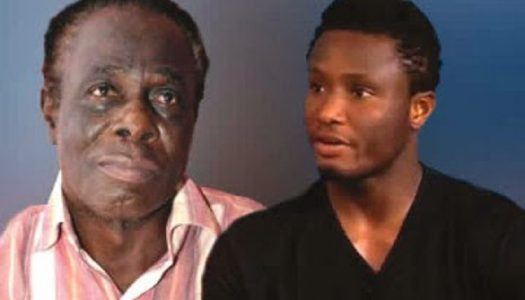 How police rescued Mikel Obi's father from kidnappers' den