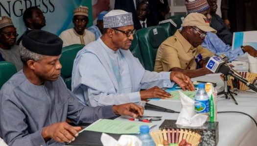 APC convention: 7,000 delegates to ratify Buhari's candidacy