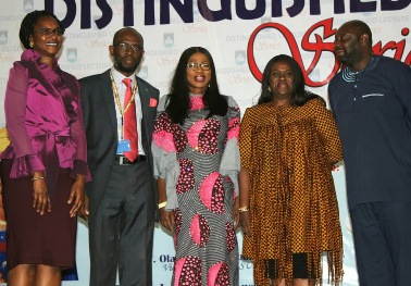 Film makers, female pilot mentor LASU students