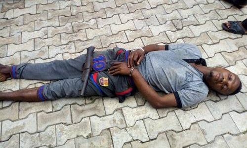 Ondo kidnap suspect dies after sleeping for 9 days