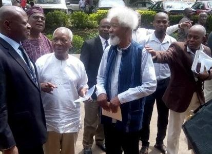 University of Ibadan renames Arts Theatre after Wole Soyinka