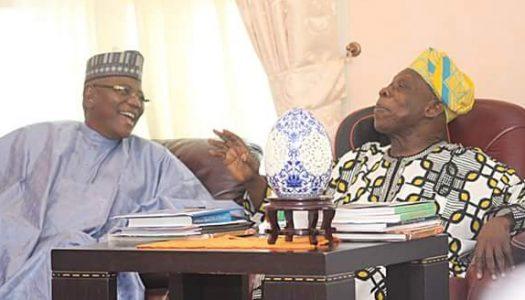 I have no godfather in politics, Sule Lamido declares
