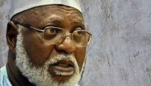 """""""By your action, you brought peace to Nigeria"""" Abdulsalami tells Jonathan"""
