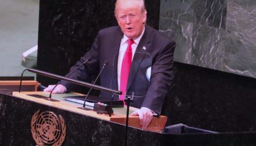 Trump's UNGA speech got world leaders laughing at him