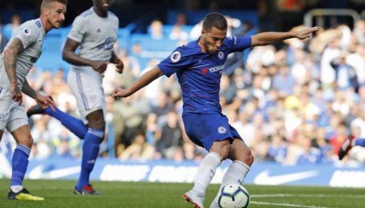 EPL Week 5: Liverpool defeat Spurs, Hazard stars in Chelsea victory, United beat Watford