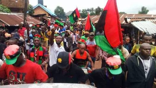 IPOB sit-at-home witness compliance in Onitsha, Nnewi as other towns ignore