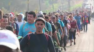 Migrant caravan is a national emergency- Trump tells U.S Military