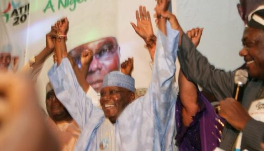 Atiku finally gets US isa, set to jet out of Nigeria
