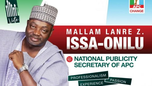 APC appoints Lanre Issa-Onilu new publicity secretary