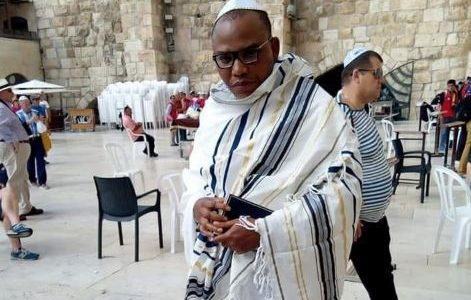 I am coming home with hell, Nnamdi Kanu says in broadcast