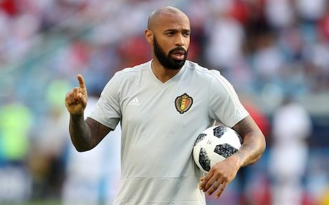 Thierry Henry set to be appointed manager of Monaco