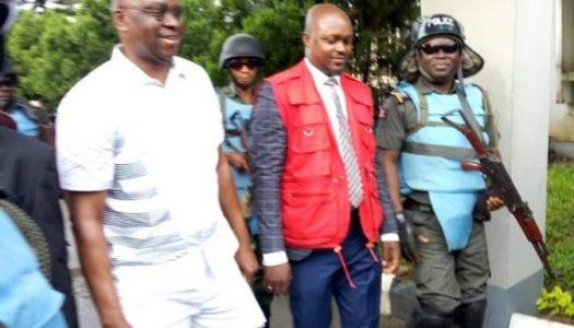 Fresh: Fayose gets N50million bail