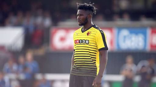 AFCON QUALIFIERS: Isaac Success excited about Eagles recall