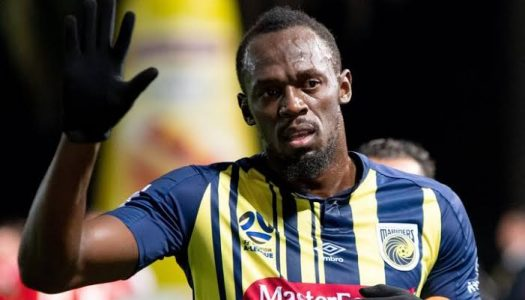 Usain Bolt finally gets contract offer from Central Coast Mariners