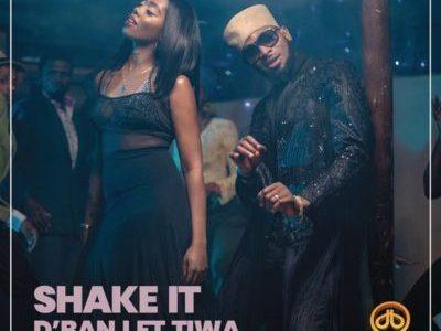 WATCH VIDEO: D'Banj ft. Tiwa Savage – Shake It