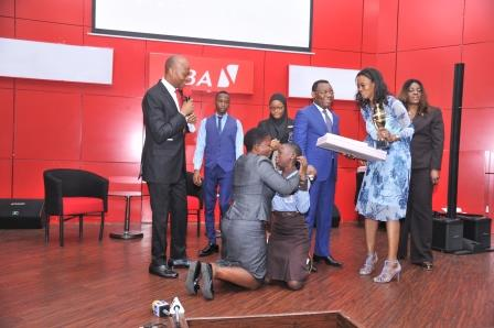 Excitement as 14–year old Odjegba Divine emerges 2018 Winner of UBA Foundation's National Essay Competition