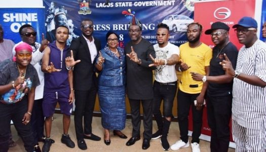 Olamide, Mr P, Humblesmith, Ayuba, Saheed Osupa, others to perform at One Lagos Fiesta