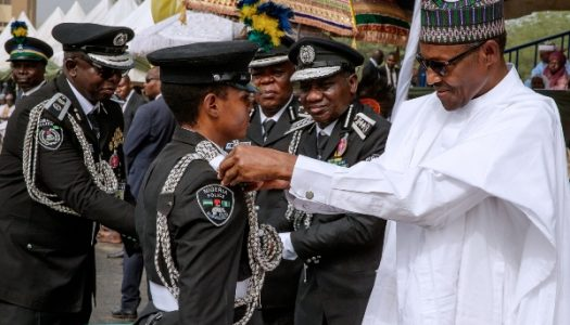 Buhari warns police against illegal detention, torture, extrajudicial killings