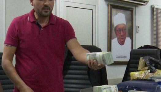MONEY LAUNDERING: Abbas Lakis arrested with over $2m at Abuja Airport – EFCC