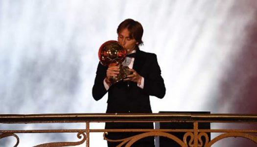 """Messi and Ronaldo's decision to snub Ballon d'Or gala doesn't make sense"" – Modric"