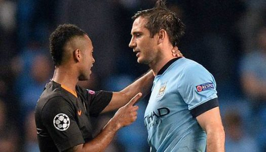Ashley Cole to play under Frank Lampard as he joins Derby County